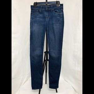 Citizens of Humanity Thompson Mid Rise Crop Skinny